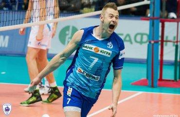 Неймовірний Зайцев zaytsev ivan volleyball іван зайцев волейбол кубок росії італія