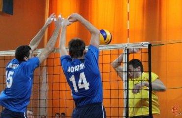 Хмельницький «Новатор» провів матчі другого туру волейбол, Новатор, Хмельницький, чемпіонат України, вища ліга