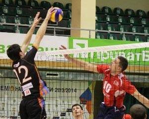 """Волейболісти львівських """"Кажанів-2"""" невдало виступили на другому турі чемпіонату """"Кажани-2"""", Вища Ліга, волейбол"""