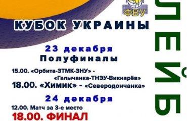 «Фінал Чотирьох» Кубку України Кубок України, Фінал