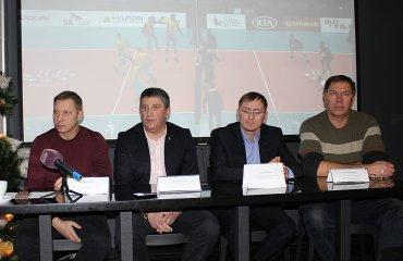 Професійно про волейбол – у колі ЗМІ Волейбол, ЗМІ