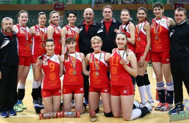«Сєвєродончанка» - бронзовий призер Кубку України