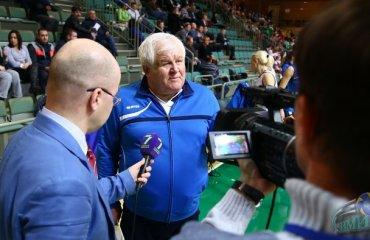 Игорь ФИЛИШТИНСКИЙ: «У нас был шанс во второй партии, но мы его не использовали» Кубок України, Фінал