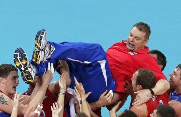 Володимир Алекно назвав склад збірної Росії на відбір до Олімпіади-2016 олімпіада ігри бразилія волейбол 2016