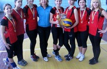 На Черкащині розіграли першість району з волейболу У Боровиці змагалися за першість району з волейболу.