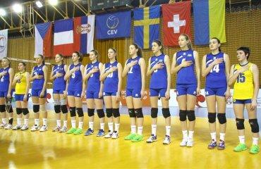 ЄВРО-2016 (U-19). Жінки. Курс на Косово!