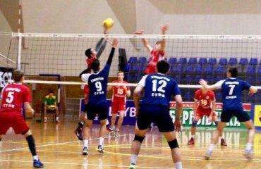 Львів'яни закріпилися на 2 місті Барком-Кажани, Юракадемія, суперліга, волейбол, чоловіки