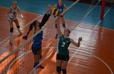 Білозгар обмінявся перемогами з Орбітою Білозгар-Медуніверситет,Орбіта-ЗТМК-ЗНУ, суперліга, волейбол, жінки