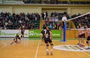 В майбутніх поєдинках «Кажани» не збираються збавляти темп ВК Барком-Кажани, Віталій Осадца, суперліга, волейбол, чоловіки