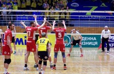 В мужской Суперлиге начинается второй круг Суперлига, волейбол, мужчины, Украина, 8-й тур