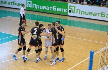 «Кажани» та «Вінниця» влаштували у Львові справжній волейбольний трилер ВК Барком-Кажани, ВК Вінниця, суперліга, волейбол, чоловіки