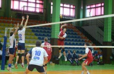 Долгожданная победа «Химпрома-СумДУ» Фаворит (Лубны), Химпром-СумДУ(Сумы), суперліга, волейбол, 8-й тур, чоловіки