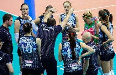 Результаты 10-ого тура российской женской суперлиги Чемпионат России, Суперлига, женщины, волейбол