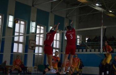 ВК «Вінниця» бере дуже потрібні очки в матчі з рівним суперником ВК Вінниця, Буревісник-ШВСМ, суперліга, волейбол, чоловіки