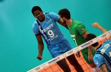 Леон продлил контракт с «Зенитом» на два года волейбол, россия, зенит-казань