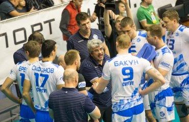 Результаты 11-го тура российской мужской суперлиги волейбол, россия, суперлига