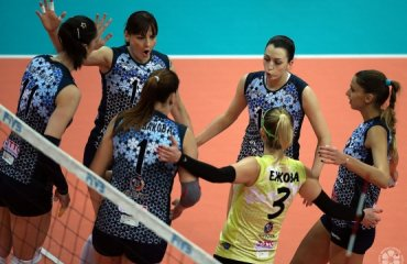 Результаты 11-го тура российской женской суперлиги волейбол, россия, суперлига