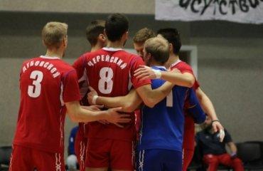 Минус один клуб в Высшей лиге А волейбол, россия, высшая лига