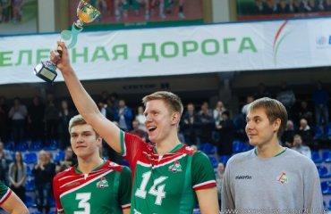 Новосибирский «Локомотив» расторг контракт с Александром Абросимовым #волейбол #россия #локомотив