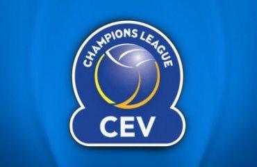 Расписание всех матчей «раунда 12» мужской Лиги чемпионов волейбол, лига чемпионов
