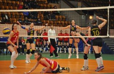 Анонс усіх матчів 10-ого туру жіночої суперліги Суперліга, 10-й тур, жінки, волейбол