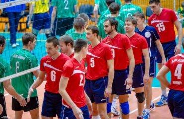 Видео первого матча 10 тура «Локомотив» — «Юракадемия» - 2:3 волейбол, украина, суперлига, видео, харьков