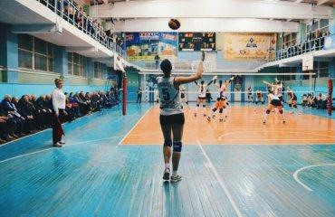 Результаты первых матчей 10 тура Суперлиги Украины. Женщины волейбол, женщины, суперлига