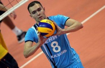 Сергей Багрей перешел в «Нижний Новгород» волейбол, россия, суперлига