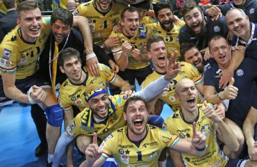 «Модена» – Обладатель кубка Италии серии А1 Модена, Тентино, Кубок Италии