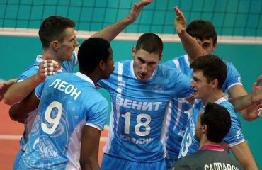 «Зенит» – чемпион? 5 главных событий мужской суперлиги Чемпионат России, Суперлига, мужчины, волейбол