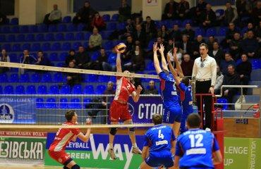 Анонс матчей 11-го тура чемпионата Украины в мужской Суперлиге Суперлига, волейбол, мужчины, Украина, 11-й тур
