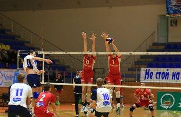 Результаты первых матчей 11-го тура женской и мужской Суперлиги Украины волейбол, суперлига, украина