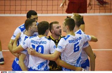 Оба матча четвертьфинала Кубка ЕКВ «Газпром-Югра» — «Драгонс» пройдут в Сургуте Газпром-Югра, Драгонс, кубок ЕКВ, мужчины, волейбол
