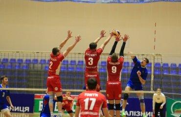 Результаты 11-го тура мужской и женской Суперлиги Украины волейбол, суперлига