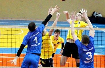 «Буревестник» будет бороться до конца Буревестник-ШВСМ, Днепр суперлига, мужчины, волейбол