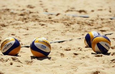 На острові Кіш розпочався пляжний турнір World Tour 2016