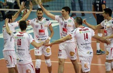 Победа «Мачераты» и «Зенита» в первом матче Лиги Чемпионов волейбол, мужчины, лига чемпионов