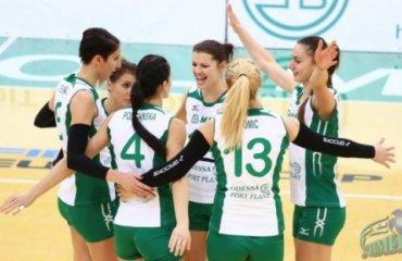 Трансляция второго пропущенного матча 9-го тура Суперлиги Украины. «Химик» - «Северодонецк» волейбол, женщины, суперлига