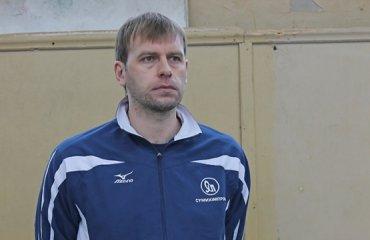 Николай ПАСАЖИН: «Все сейчас в наших руках» волейбол, мужчины, суперлига, интервью тренера
