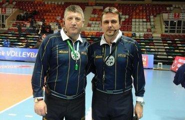 Михайло Мельник запрошений арбітром на фінал жіночого Кубку ЄКВ