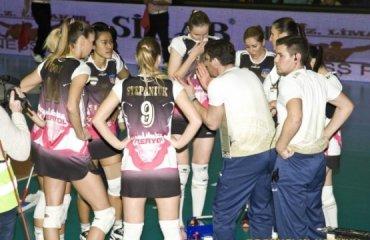 Волинянка стала найкращою на єврокубках волейбол, украинцы
