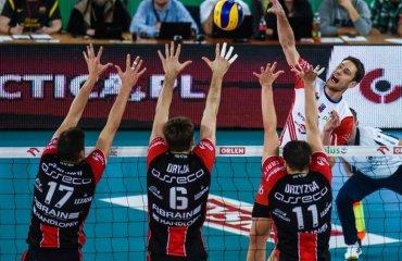 Результаты 18-го тура чемпионата Польши волейбол, мужчины, Чемпионат Польши