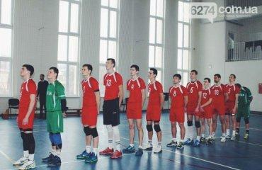 ВК «Бахмут» вышел во второй этап или результаты 4-го тура Высшей лиги Украины волейбол, мужчины, высшая лига