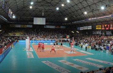 Результаты 19-го тура чемпионата Италии волейбол, мужчины, чемпионат Италии