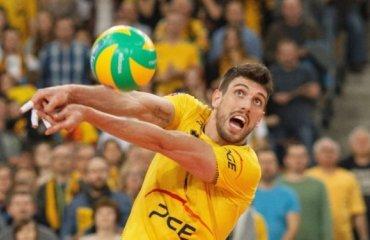 Факундо Конте волейболист, которого не любит половина польской лиги Факундо Конте, Карл Клос, Скра, волейбол, мужчины