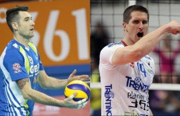 Савани может перейти в «Модену», Штокр — в «Верону» волейбол, мужчины
