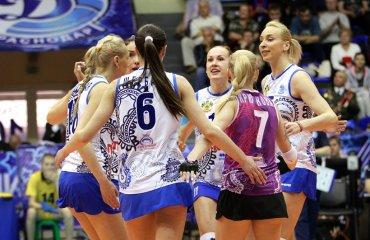 Краснодарское Динамо оформило выход в полуфинал Кубка ЕКВ Альянс МТВ, Динамо Краснодар, волейбол, женщины