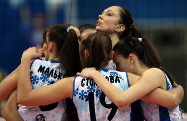 Расписание игр и прямых трансляций европейских кубков на 24 февраля волейбол, женщины, еврокубки