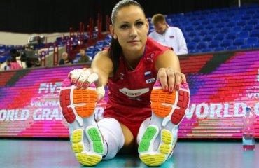 Наталия Гончарова: «В Рио любая медаль, кроме золотой, станет неудачей» волейбол, женщины