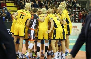 Модена выиграла благодаря неподражаемому Нгапету Модена, Перуджа, Трентино, Мальфетта, волейбол, мужчины